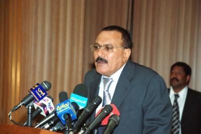 Almotamar Net - President Ali Abdullah Saleh gave orders to the government on Wednesday to carry out units of kidney in key cities.