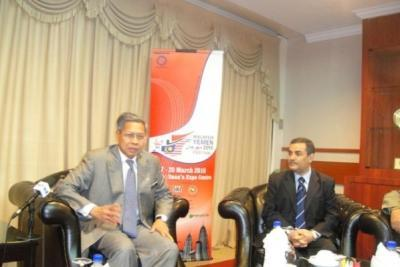 Almotamar Net - Yemeni and Malaysian officials have discussed trade cooperation relations between their countries.