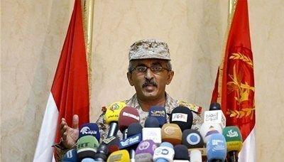 Almotamar Net - The spokesman for the armed forces Brigadier General Sharaf Ghaleb Luqman confirmed that the strategy of the Saudi aggression did not achieve their objectives over Yemen, reaffirming the war will continue to defend homeland.